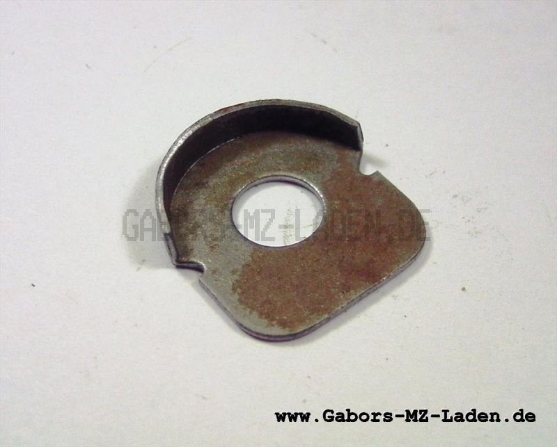 Sicherungsblech zur Haltescheibe/ Segmenthebel - TS/ES 125,150