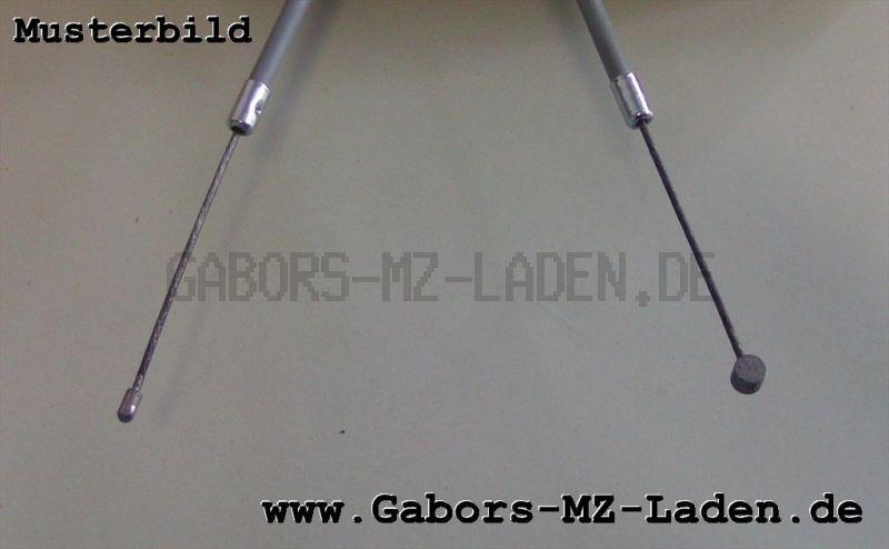 Bowdenzug/Seilzug Gas BK 350, grau
