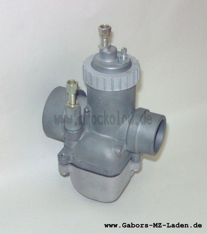 Startvergaser 28N1-3 (ES 250/2, ETS 250, 19PS) regeneriert<br>Umgebaut auf Standgas über Schieberanschlag