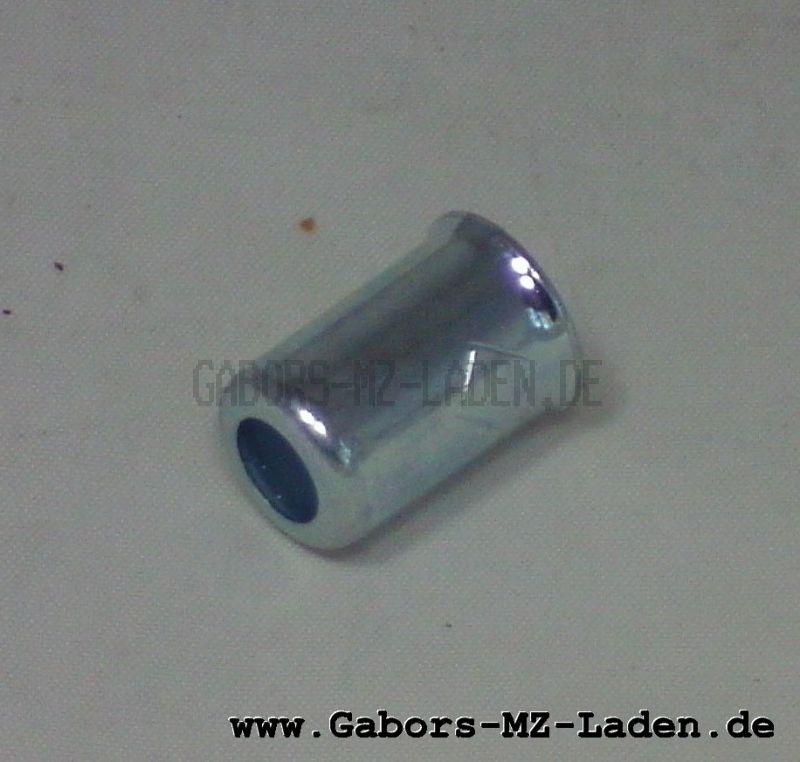 Schlauchendhülse 5,5 mm