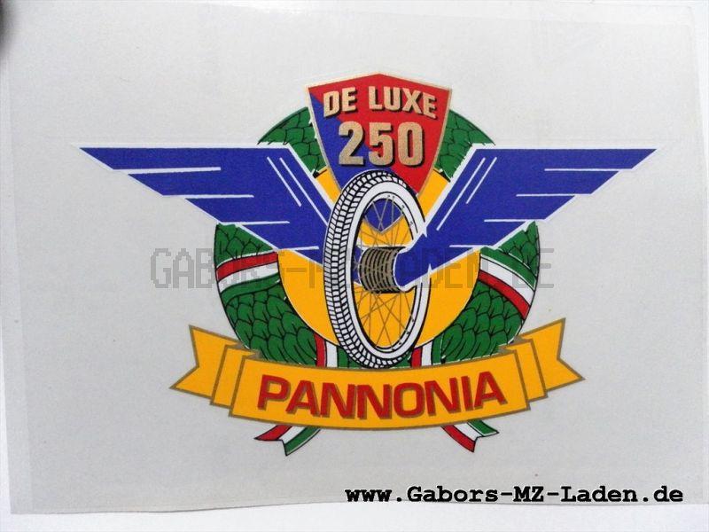Klebefolien Pannonia De Luxe 250, groß