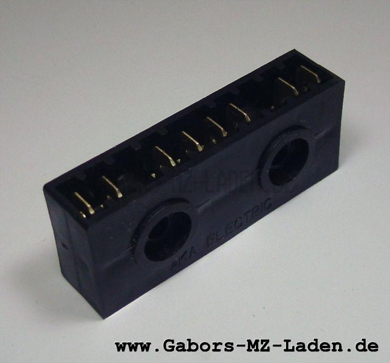 Leitungsverbinder 8800.1/1 - Typ 3/2  (3 Doppelbrücken + 2 einfache Brücken) -Simson