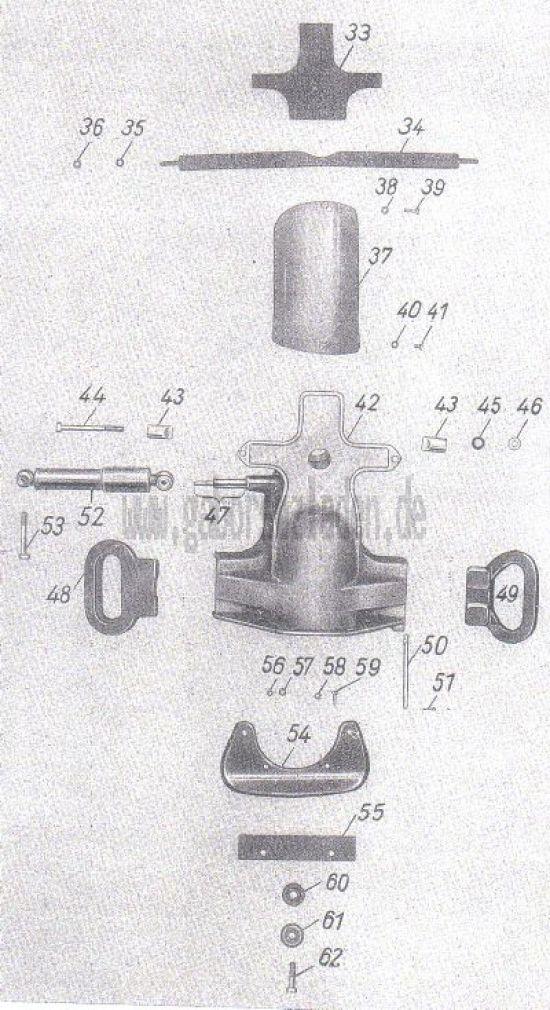 03. Rahmen Hinterteil
