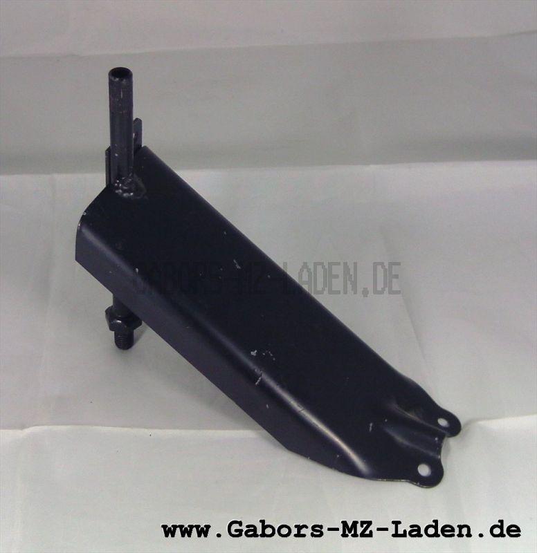 Halter für BSL und runde Blinkleuchte(10mm), vst., lackiert