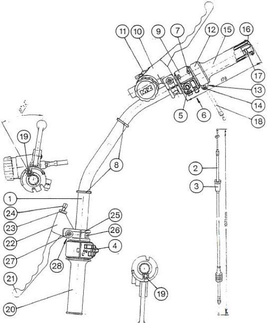 2.06 Fahrgestell - Lenker
