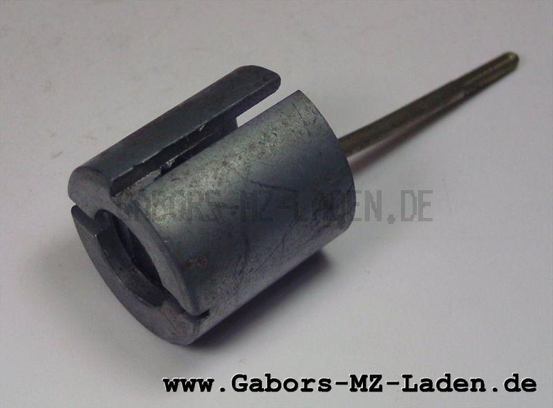 Kolbenschieber mit Kolbenstange für Vergaser BVF KS220 (Barkas EL308)