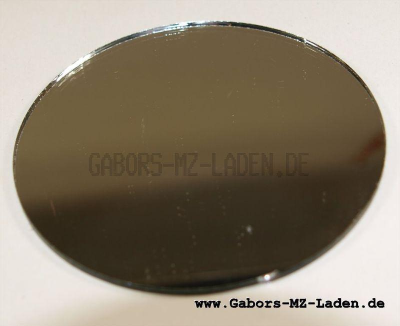 Spiegelglas, Konvex D=95mm