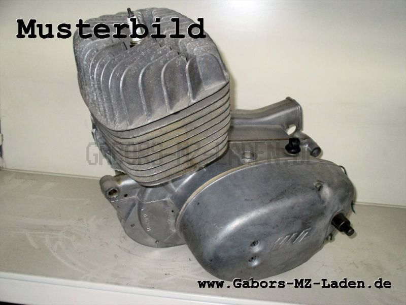 Motor MM 150/2 für ES 150/1 und ETS 150 regenerieren