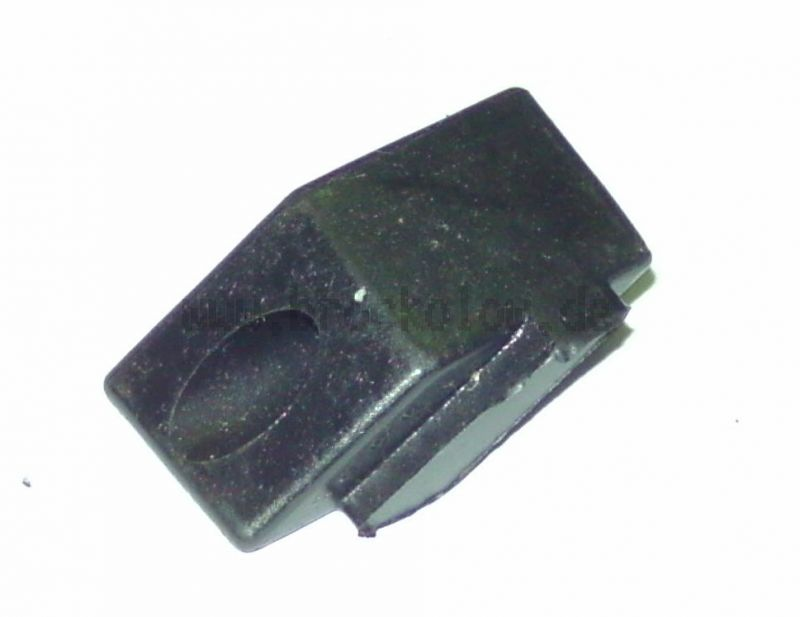 Gummimuffe für Maschinenkabel MK 4/23 - schwarz - passend für MZ - ES, ETS, TS125/150