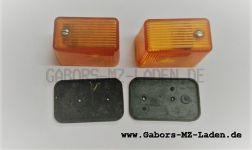Blinkleuchtensatz 8580.12 für Duo, IFA LKW S4000 H3A Robur