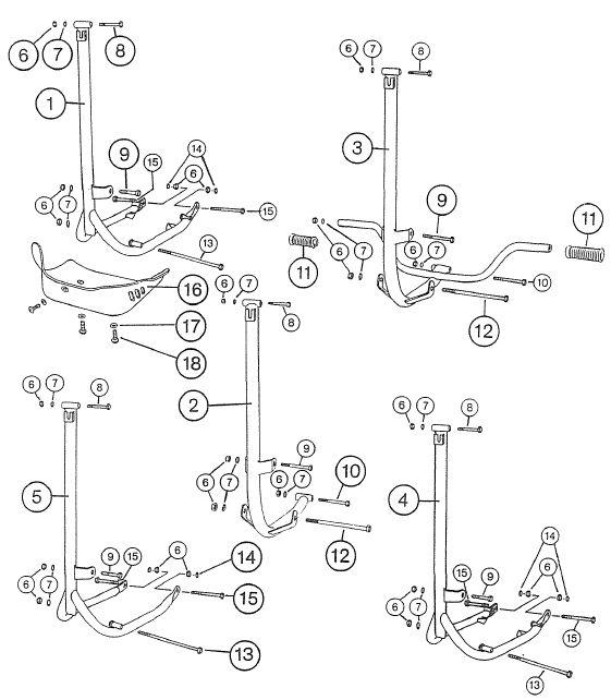 2.01.1 Fahrgestell Rahmen 2