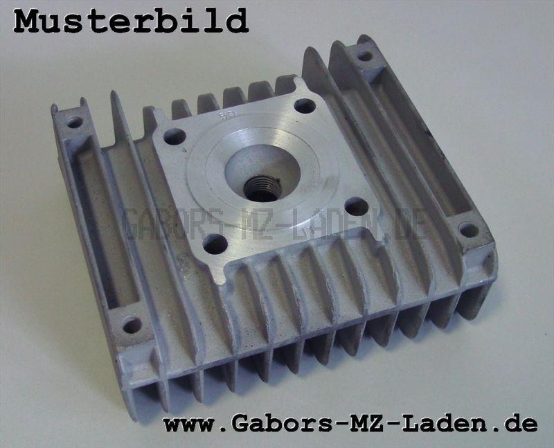 Originaler Zylinderkopf S51, SR50 Glasperlgestrahlt, Verdichtung ca. 1:11