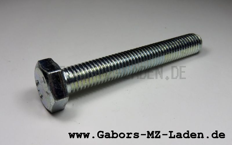 Hexagon screw M10x70 933