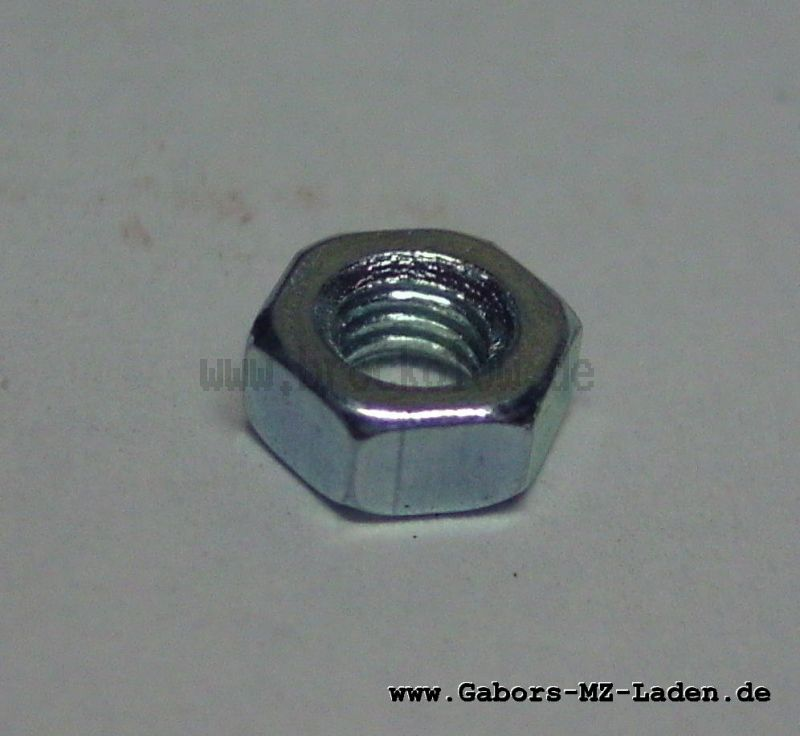 Sechskantmutter M3  TGL 0-934-6
