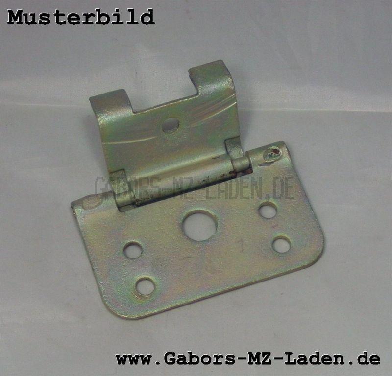 Scharnier für Sitzbank KR51, Vogelserie, breite Ausführung