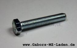 Sechskantschraube M5x30 DIN 933 - 5S