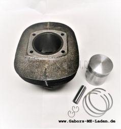 Aufarbeiten ihres ES 250 Zylinders inkl. Kolben, Bolzen, Ringen und Sicherungsringen