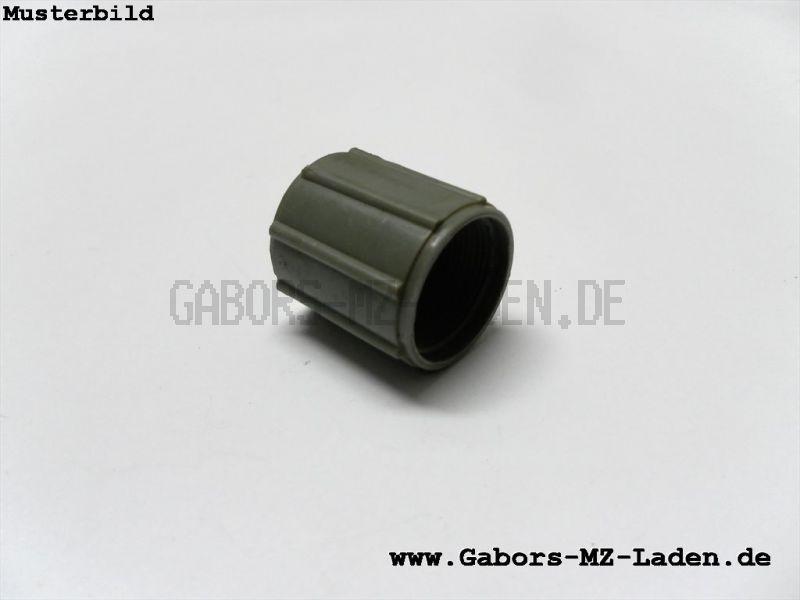 Filterhahntopf für Benzinhahn - Grau