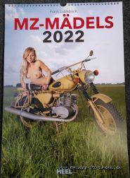 Kalender MZ-Mädels 2022