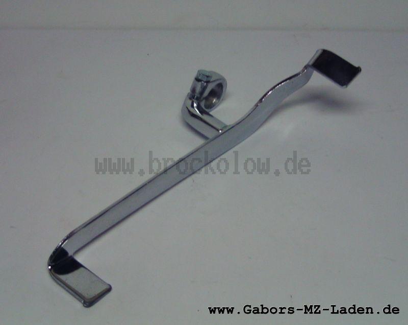 Fußschaltwippe - Fußschalthebel - verchromt  KR51/2
