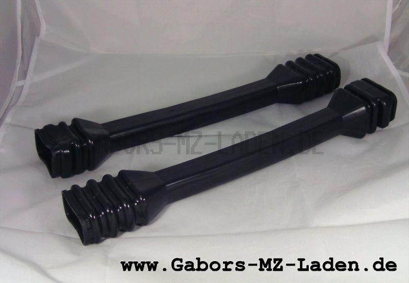 Satz Kettenschutzschläuche TS 250, 250/1 aus einer Mischung aus PVC und synthetischem Kautschuk(Gummi)