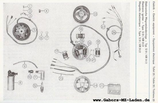 Elektrik - Elektronische Magnetzündanlage (35)