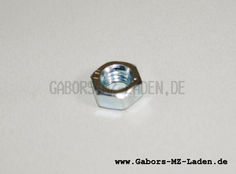 Sechskantmutter M6 TGL 0-934-6
