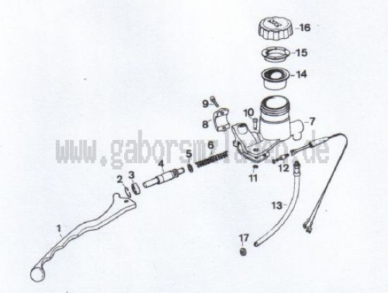 2.07 Scheibenbremse- Bremsbetätigung