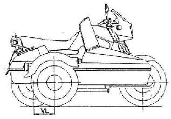 5. Seitenwagen - Unsortiert