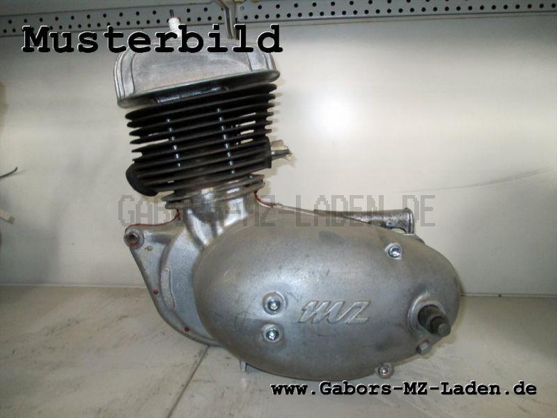 Motor MM 125, RT 125/3 regenerieren