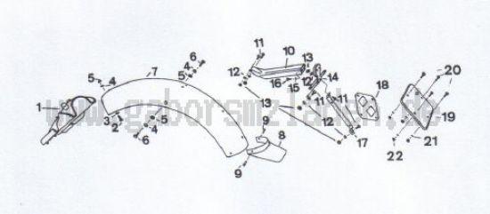 2.14 Hinterradkotflügel