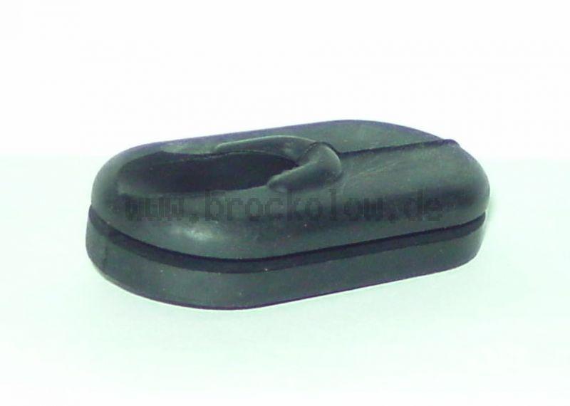 Gummi für Kabeldurchführung im Hinterradkotflügel (längliche Ausführung)