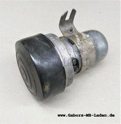 Kfz-Sirene 8452.2/0 mit Gummikappe, Volkspolizei