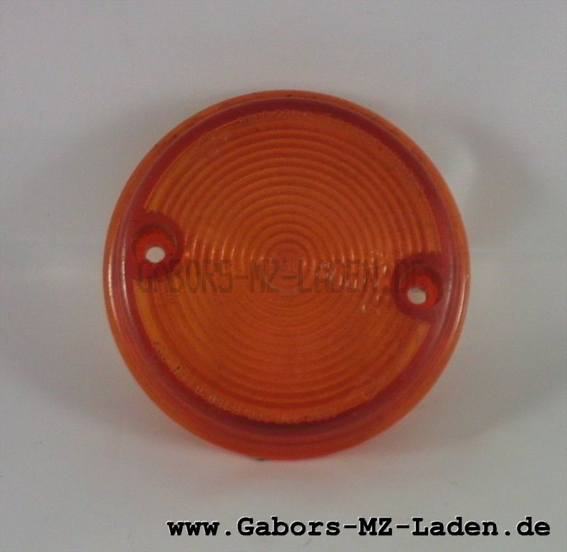 Lichtaustritt, hinten f. Blinker (rund) 8580.23-002/1