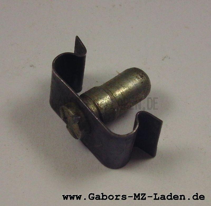 Federklemme für Kohlebürste 6-V LIMA