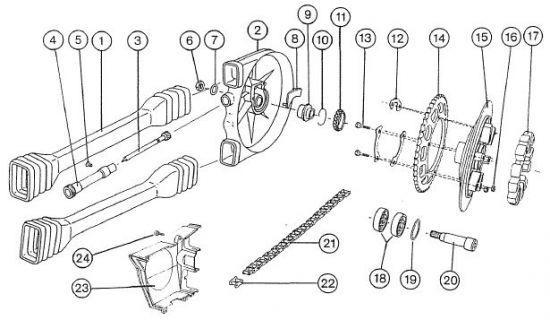 2.12 Fahrgestell - Antrieb