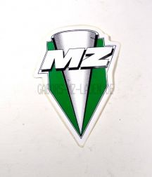 Aufkleber MZ