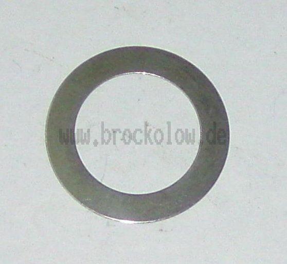 Ausgleichscheibe 32x47x0,2mm f. Dichtkappe (Abtrieb) - z.B. für ETZ/TS 125, 150, TS250
