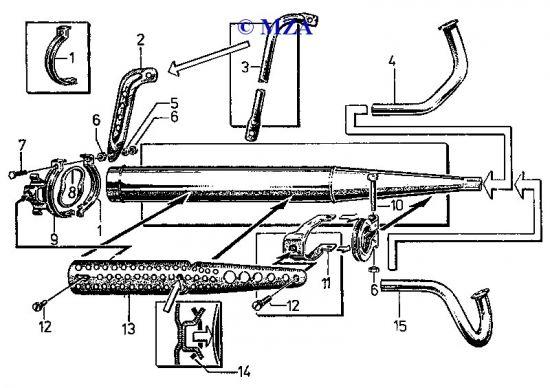 Abgasanlage II
