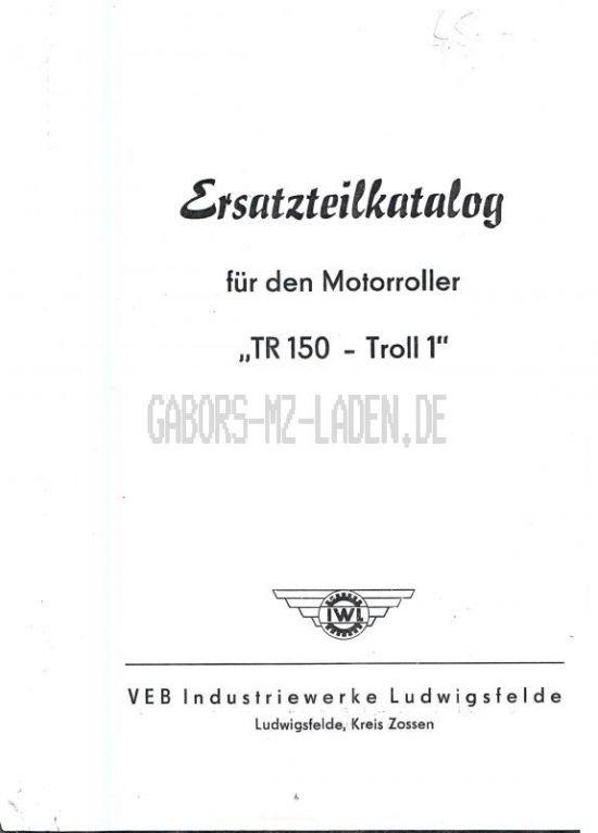 TR 150 Troll 1