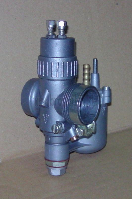 Vergaser 27KN1-3 (Pannonia TL 250 D) regeneriert
