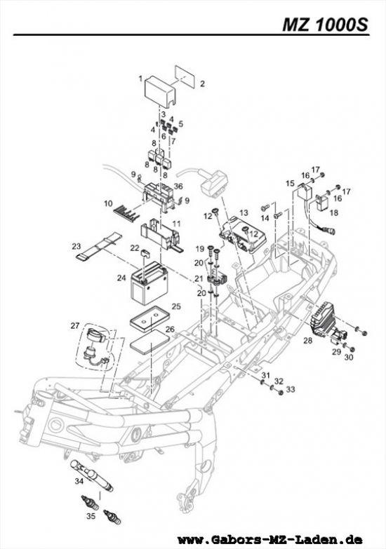 F22. Innere Elektrik