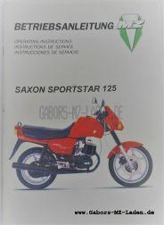 Betriebsanleitung Sportstar