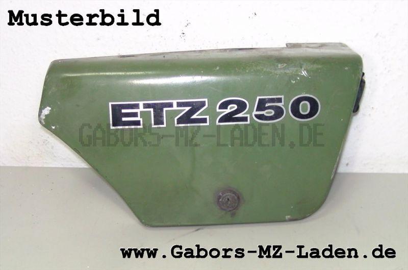 Verkleidung, rechts,  ETZ 250
