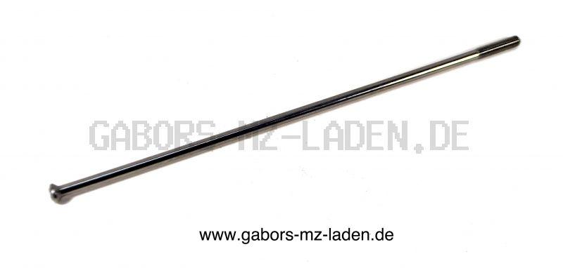 WWS Speiche M4-160 mm, Edelstahl