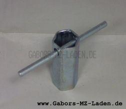 Zündkerzenschlüssel  B14x70 mit Knebel