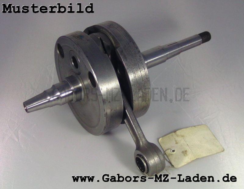 Kurbelwelle komplett ETS 250, ES 250/2, TS 250 19PS, regenerieren