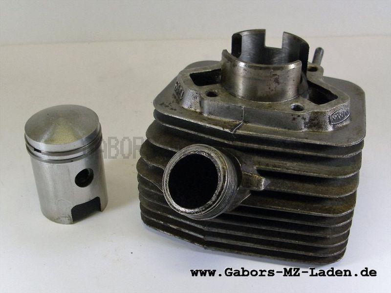 Zylinder/ Kolben komplett SR4-3 Sperber, regenerieren, incl. Original Kolben, Bolzen, Ringen und Sicherungsringen