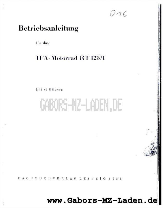 IFA RT 125/1