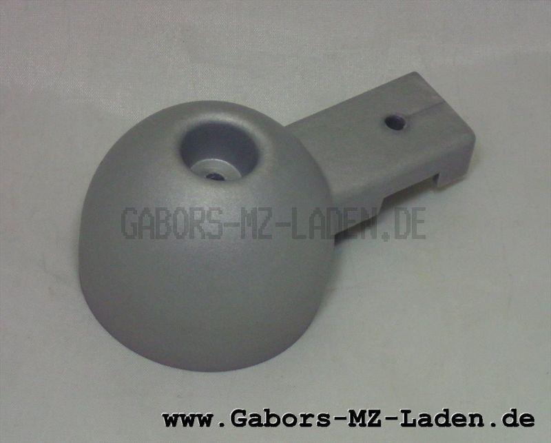 Plasteabdeckung f.Kontrollpaneel grau, Silverstar